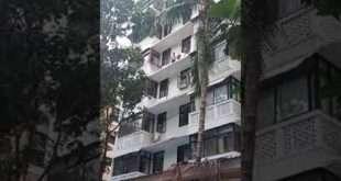 आमदार निवासाच्या इमारतीवर चढून शिक्षकाचा आत्महत्येचा प्रयत्न