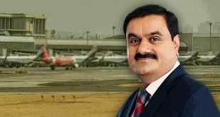 नवी मुंबई आंतरराष्ट्रीय विमानतळाची मालकीही आता अदानीकडे